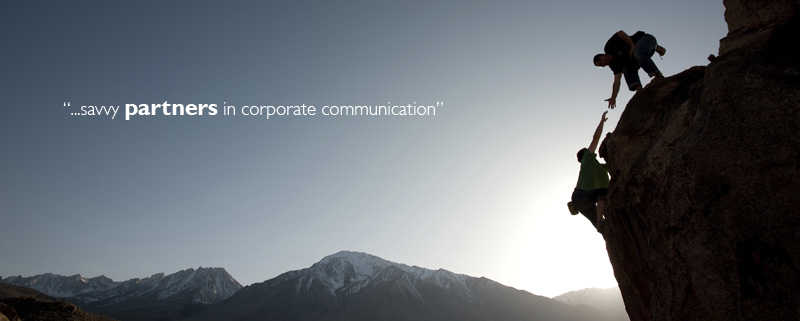 Celebrity Works... Savvy partners in corporate communications.